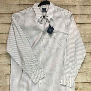 Joseph Abboud Mens Cotton Elite Long Sleeve